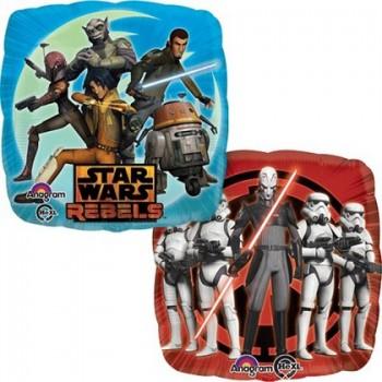 Palloncino Mylar 45 cm. Star Wars Rebels HX