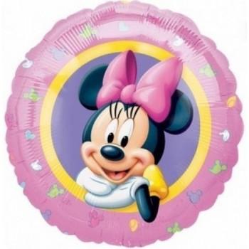 Palloncino Mylar 45 cm. Minnie Mouse Portrait