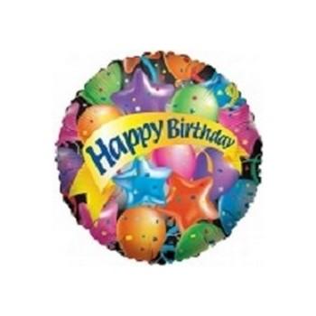 Palloncino Mylar Mini Shape 22 cm. Festive Balloons