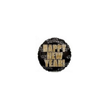 Palloncino Mylar Micro 10 cm. New Years