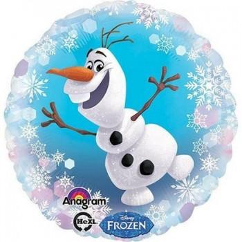 Palloncino Mylar 45 cm. Frozen - Disney Frozen Olaf