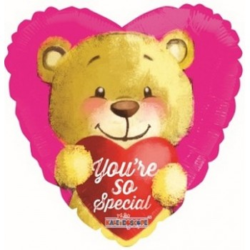 Palloncino Mylar 45 cm. You're So Special Bear