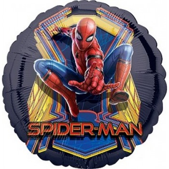 Palloncino Mylar 45 cm. Spider-Man Far From Home