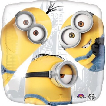 Palloncino Mylar 45 cm. Despicable Me Group