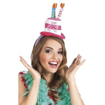 Tiara Happy Birthday Torta