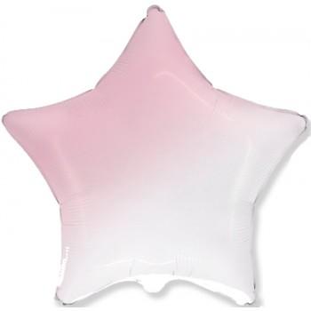 Palloncino Mylar 45 cm. S. Baby Gradient Pink