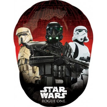 Palloncino Mylar Super Shape 66 cm. Star Wars Roque