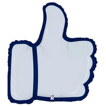 Palloncino Mylar Super Shape 71 cm. Thumbs Up