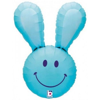 Palloncino Mylar Super Shape 90 cm. Easter Bunny