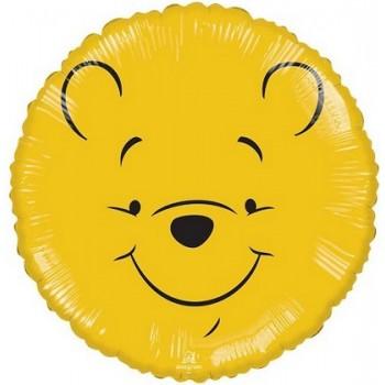 Palloncino Mylar 45 cm. Winnie the Pooh