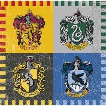 Coordinato Harry Potter - Tovagliolo 25 x 25 cm. - 16 pz.