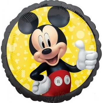 Palloncino Mylar 45 cm. Mickey Mouse Forever