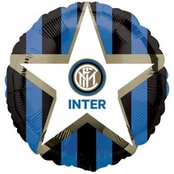 Palloncino Mylar 45 cm. Inter