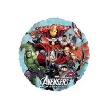 Palloncino Mylar Mini Shape Avengers Assemble - 22 cm.