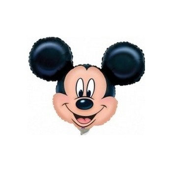 Palloncino Mylar Mini Shape Mickey Mouse - 27 cm.