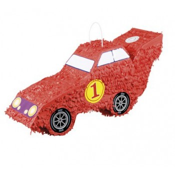 Pignatta Auto da corsa 55 x 23 cm