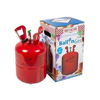 Bombola Usa e Getta gas Elio 30 palloncini da 25 cm oppure 20 palloncini da 30 cm