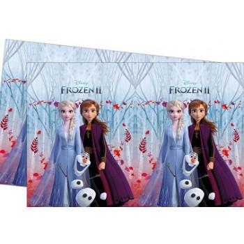 Coordinato Frozen - Tovaglia Plastica 120x180 cm.