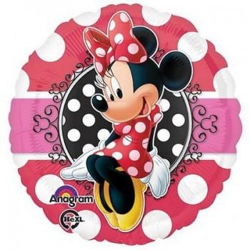 Palloncino Mylar 45 cm. Minnie Portrait