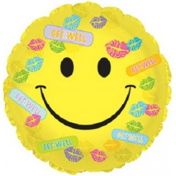 Palloncino Mylar Jumbo 91 cm. Cute Bear I Love You