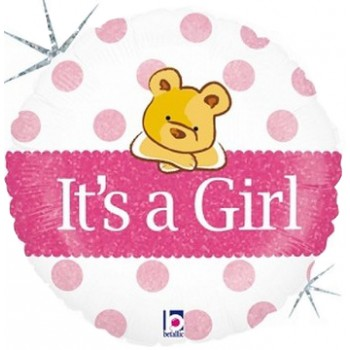 Palloncino Mylar Mini Shape 22 cm. New Baby Boy Blu