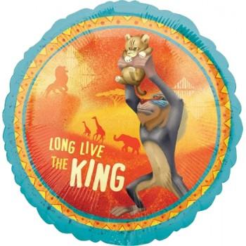 Palloncino Mylar 45 cm. Lion King