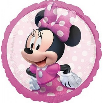 Palloncino Mylar 45 cm. Mouse Minnie