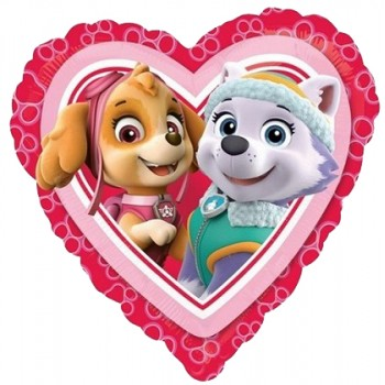 Palloncino Mylar 45 cm. Marvel Spider-Man Red Boarder