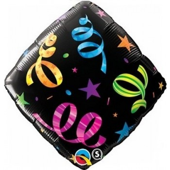 Palloncino Mylar Super Shape 76 cm. Tweety Hearts and Butterflies