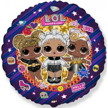 Palloncino Mylar Mini Shape 23 cm. Green Star