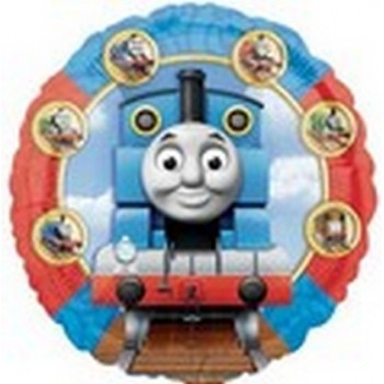 Palloncino Mylar 45 cm. Thomas the Tank Engine and Friends