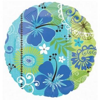 Palloncino Mylar 45 cm. Tropical Breeze Foil
