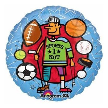 Palloncino Mylar Airwalker 78 cm. Fancy Unicorn