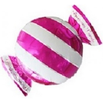 Palloncino Mylar Super Shape 78 cm. Yellow Tractor