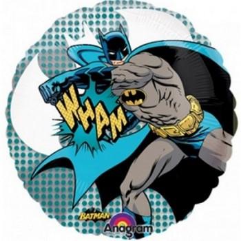 Palloncino Mylar Jumbo 61 cm. Batman See-Thru