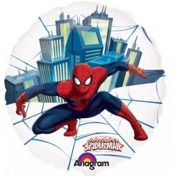 Palloncino Mylar Jumbo 66 cm. Spider-Man See-Thru