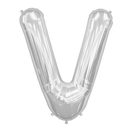 Palloncino Mylar 45 cm. Heart Cute As A Button Baby Shower