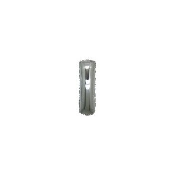 Palloncino Mylar Micro 10 cm. Lady Bug With Heart
