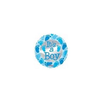 Palloncino Mylar Mini Shape 35 cm. Smurfs