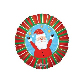 Palloncino Mylar Mini Shape 35 cm. Funny Santa