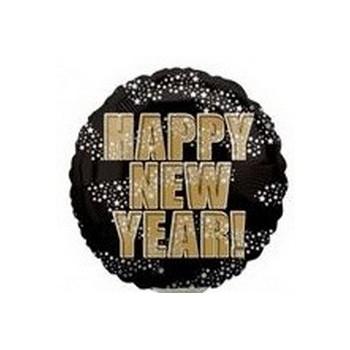 Palloncino Mylar Mini Shape 35 cm. New Years
