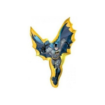 Palloncino Mylar Mini Shape Batman Action - 35 cm.