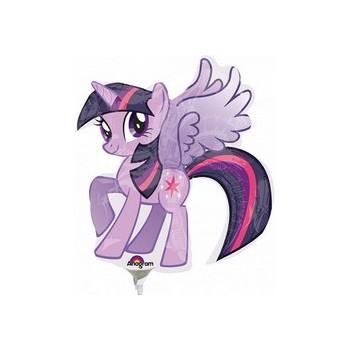 Palloncino Mylar Mini Shape My Little Pony - 35 cm.