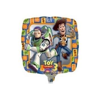 Palloncino Mylar Mini Shape Toy Story 3 - 22 cm.