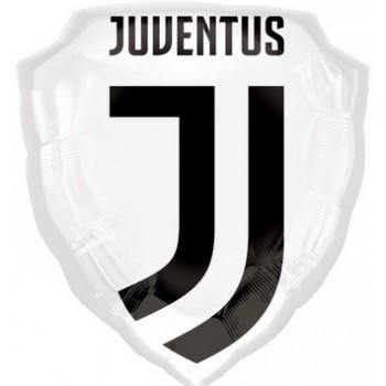 Palloncino Mylar Super Shape 63x68 cm. Juventus Fino alla Fine
