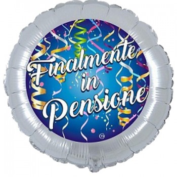 Palloncino Mylar 45 cm. Birthday Cupcakes