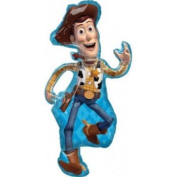 Palloncino Mylar Super Shape 55 x 111 cm Toy Story 4 Woody