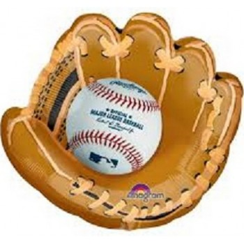 Palloncino Mylar Super Shape 78 cm. Major League Baseball
