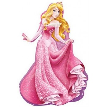 Palloncino Mylar Super Shape 86 cm. Aurora Sleeping Beauty