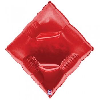 Palloncino Mylar Super Shape 86 cm. Casino Diamond